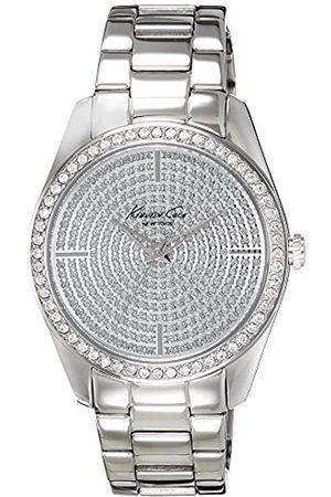 Kenneth Cole Reloj analogico para Mujer de Cuarzo con Correa en Acero Inoxidable IKC4959