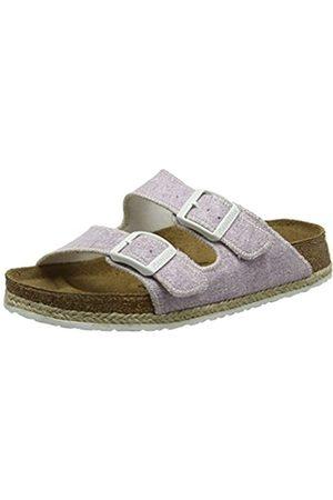 Papillio Beach Purple - Zapatos de Punta Descubierta Mujer, Morado (Violet (Arizona))