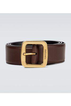 Tom Ford Hombre Cinturones - Cinturón de piel