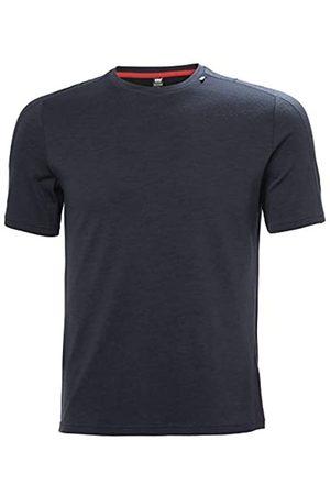 Helly Hansen Camiseta de Manga Corta Modelo LIFA Merino Lightweight T-Shir Marca