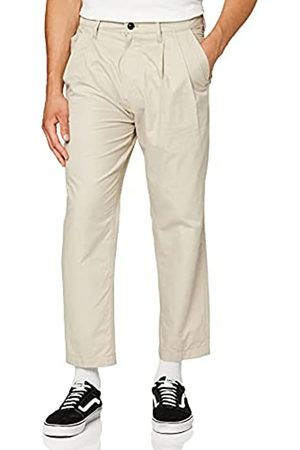 G-Star Bronson Pleated Relaxed Tapered Chino Pantalon