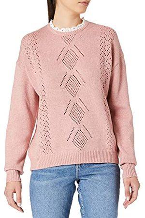 Springfield Jersey Calados Cuello Lace Suéter