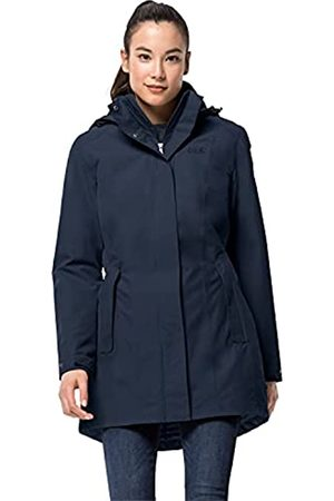 Jack Wolfskin Madison Avenue Coat Abrigo
