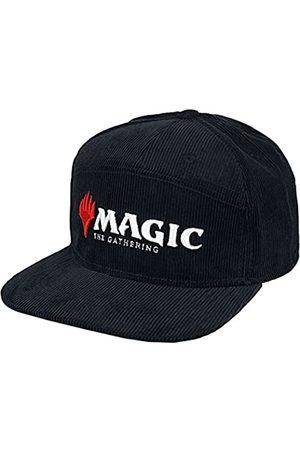 Magic: The Gathering Emblem Hombre Gorra One Size, 100% algodón