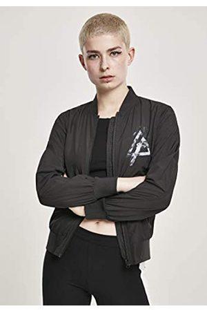 Merchcode Linkin Park - Chaqueta bomber para mujer con logotipo de banda, Mujer, MC335