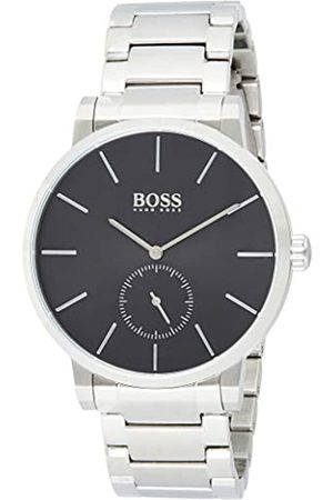 Hugo Boss Hombre Relojes - Reloj Análogo clásico para Hombre de Cuarzo con Correa en Acero Inoxidable 1513501