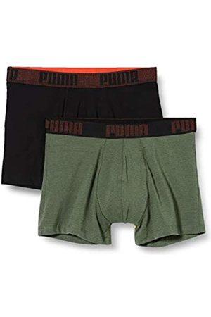 PUMA Birdfeet Stripe Men's Boxers (2 Pack) Calzoncillos