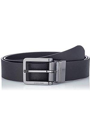 Calvin Klein Nano Plaque/Essential Buckle Cinturón