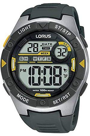 Lorus RelojAnalógico-DigitalparaUnisexodeCuarzoconCorreaenResinaR2397MX9