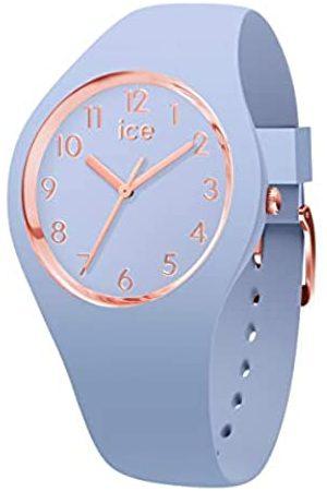 Ice-Watch ICE Glam Colour Sky - Reloj para Mujer con Correa de Silicona