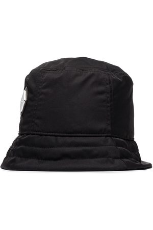 A-COLD-WALL* Sombrero de pescador Cell con rombo