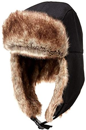 Amazon Trapper Hat with Faux Fur Cold-Weather-Hats