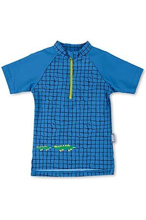 Sterntaler Kurzarm-Schwimmshirt Krokodil Camisa de protección de Sarpullido
