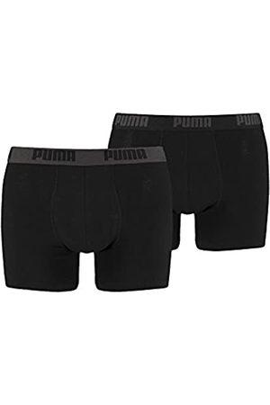 PUMA Basic Men's Boxers (2 Pack) Calzoncillos