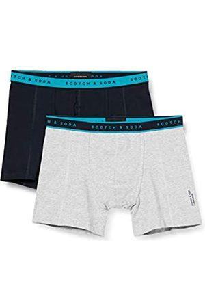 Scotch&Soda Club Nomade 2 Pack Boxer Shorts Calzoncillos