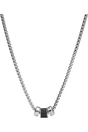 Fossil Collares de los hombres acero inoxidable Sin piedras preciosas 0 - JF03689040