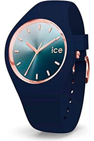 Ice-Watch ICE Sunset Blue - Reloj para Mujer con Correa de Silicona