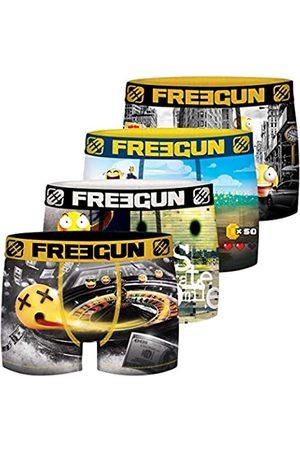 Freegun Boxer FG/1/BM/PK4 Ropa Interior