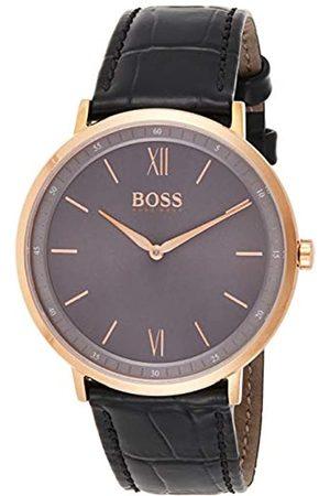 Hugo Boss HugoBossRelojAnalógicoparaHombredeCuarzoconCorreaenCuero1513649