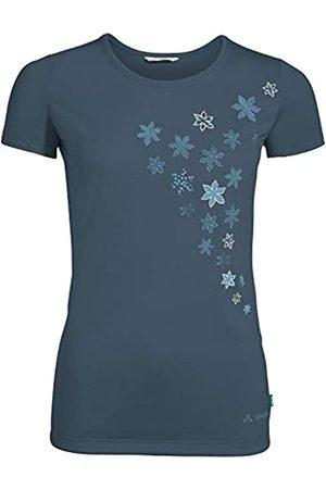 Vaude Camiseta para Mujer con Estampado Skomer, Mujer, Camiseta, 41801