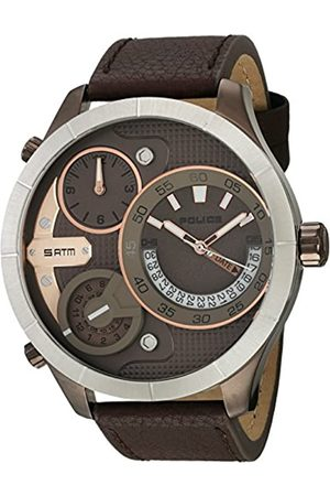 Police Reloj para Hombre de Cuarzo PL.14638XSBZS/12