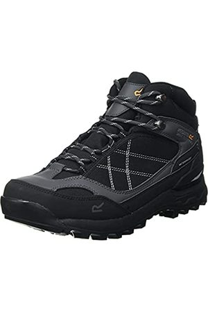 Regatta Samaris Pro, Walking Shoe Hombre, Black/Briar