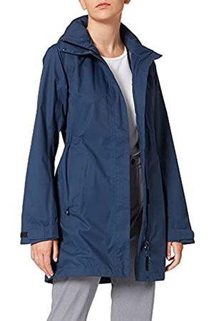 Schöffel Coat Easy L Chubasquero, Mujer