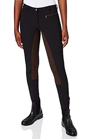 Pfiff Pantalones de equitación con Softshell y culera para Mujer Talla:44