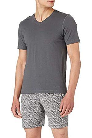 Marc O' Polo Marc O'Polo Body & Beach Kurzer Schlafanzug Loungewear V-Ausschnitt Juego de Pijama