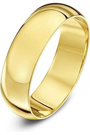 THEIA Unisex 14 k (585) oro amarillo