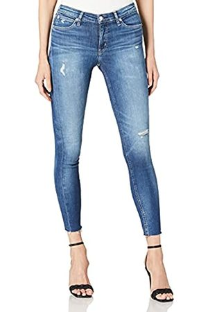 Calvin Klein Mid Rise Skinny Ankle Jeans