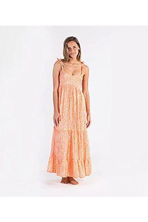 Hurley W Tie Strap Maxi Dress