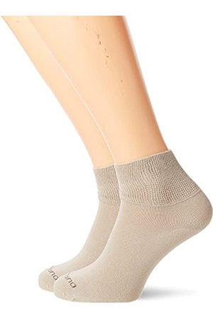 Camano 5914 Calcetines cortos 35-38 (Pack de 2) para Mujer