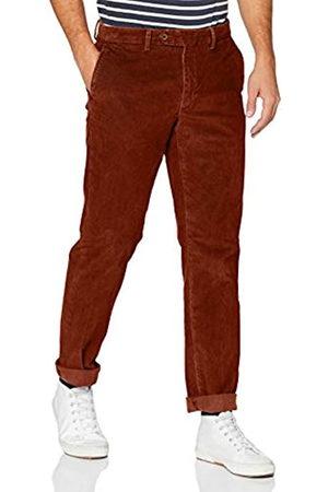 Hackett Cord Chino Pantalones, 197 óxido