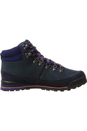 CMP Heka Wp, Zapatos de High Rise Senderismo para Hombre, (Black Blue)
