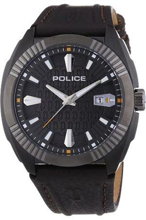 Police P13596JSBU-61 - Reloj analógico de Cuarzo para Hombre con Correa de Piel