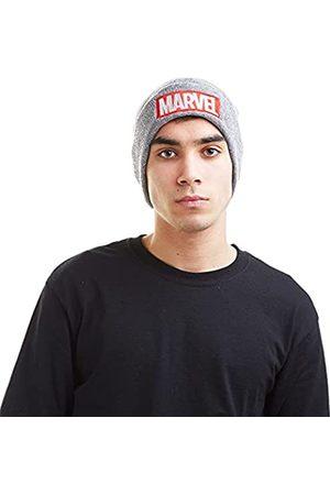 Marvel Hombre Gorros - Beanie Hat RFMBH447 Gorro de Punto
