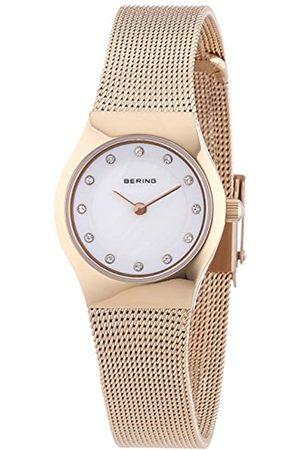 Bering Reloj Analógico Classic Collection para Mujer de Cuarzo con Correa en Acero Inoxidable y Cristal de Zafiro 11923-366