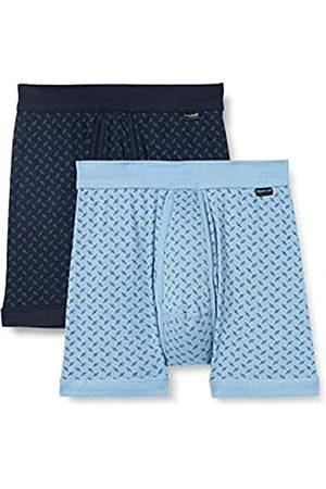 Schiesser Unterhose mit Bein und Eingriff Doppelpack Ropa Interior de Hombres