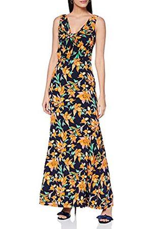 Gina Bacconi Women's Mildred Floral Print Maxi Dress Vestido de cctel 36 para Mujer