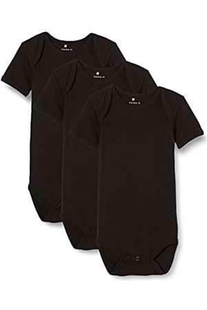 NAME IT NBNBODY 3P SS Solid Black 2 Noos Body
