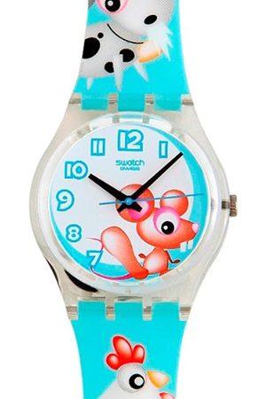 Swatch Mujer Relojes - GE189 - Reloj de Mujer de Cuarzo