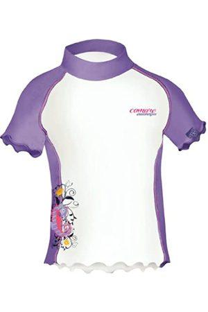 Camaro Camiseta de Lycra de Manga Corta para niña Talla:80