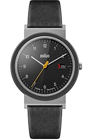 von Braun Reloj Analógico para Unisex Adultos de Cuarzo con Correa en Cuero AW10EVO