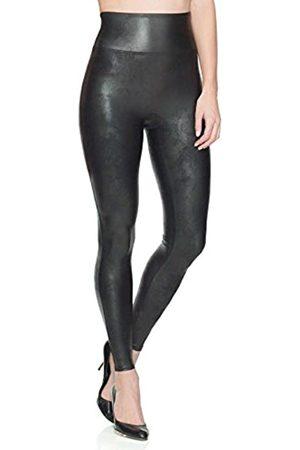 Spanx Faux Leather Leggings Pantalón, Black