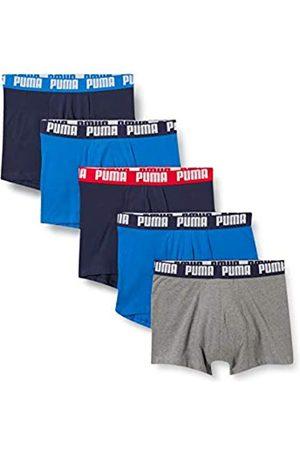 PUMA Basic Men's Boxers (5 Pack) Boxer Briefs XXL (Pack de 5) para Hombre