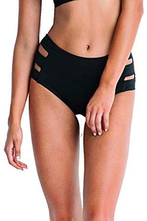 Seafolly High Waisted Quilted Pant Braguita de Bikini