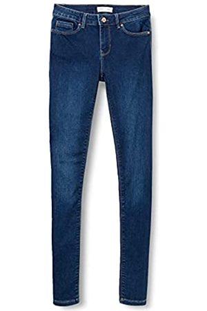 Springfield Jeans Jegging Lavado Sostenible Pantalones, Medio