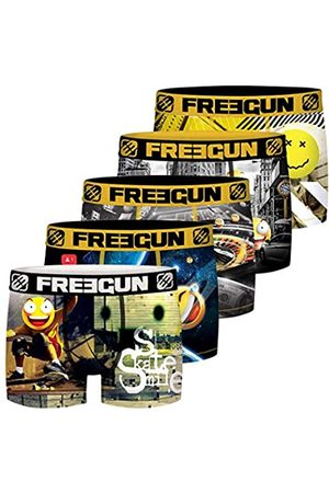 Freegun Boxer FG/1/BM/PK5 Ropa Interior