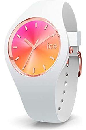 Ice-Watch ICESunsetCalifornia-RelojBlancoparaMujerconCorreadeSilicona015750(Medium)